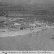 BAN vue aerienne Centre Aviation Maritime